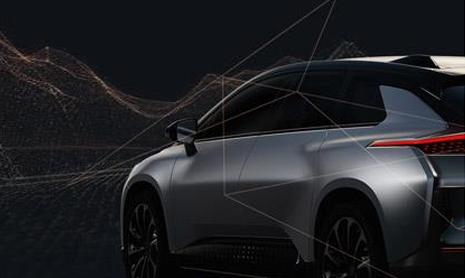 Faraday Future | Electric Vehicle Case Study | In-vehicle and app user experience design