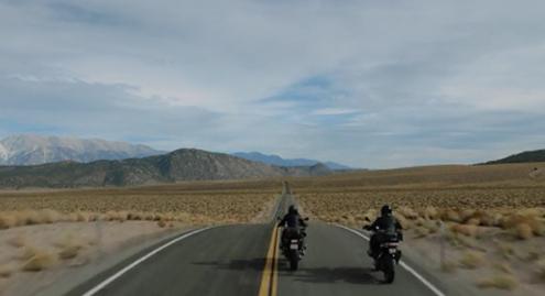 "BMW ""Someday Ride"""