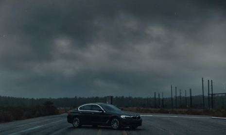 BMW iPerformance presents: A Force of Nature