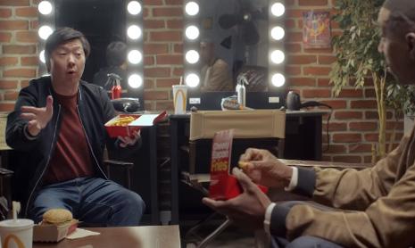 McDonald's | Cheesy Bacon Fries: Fry Show