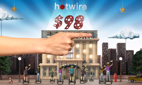 The Hotwire Effect – Tourist