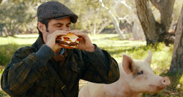 Carl's Jr.: Pig