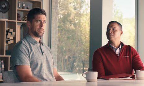 "State Farm | ""Candles"" (featuring Aaron Rodgers)"