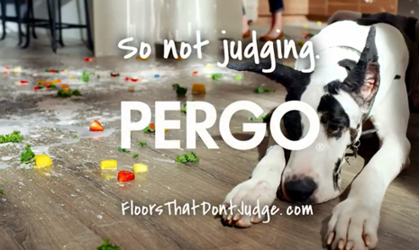 Pergo Floors – Brand Campaign: Power Smoothie
