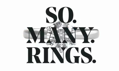 So Many Rings (:30)
