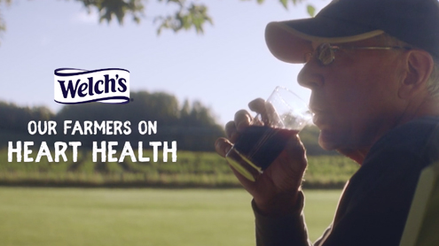 "Welch's + Genuine Launch ""Farmer Owned. Family Grown."" National Brand Campaign"