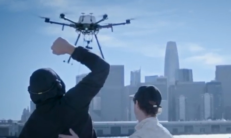 Under Armour Drone Drop - Case Study