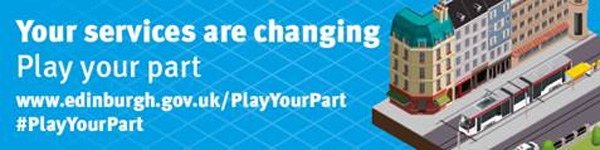 Your services are changing - play your part