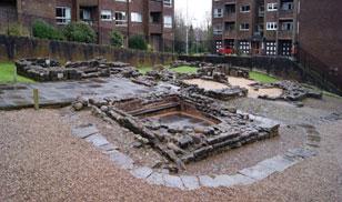 EDINBURGH ARCHAEOLOGICAL FIELD SOCIETY
