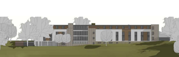 Proposed Care Home in Cramond Village