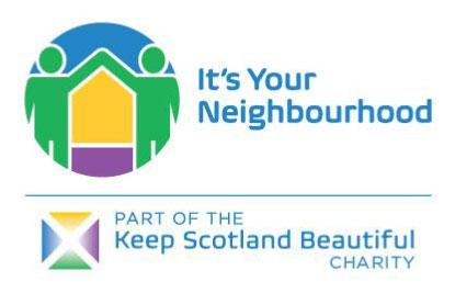 It's Your Neighbourhood