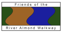 Friends of the River Almond Walkway