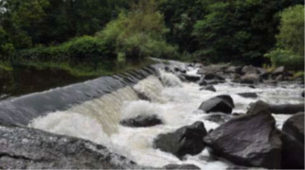 Dowie's Mill Weir