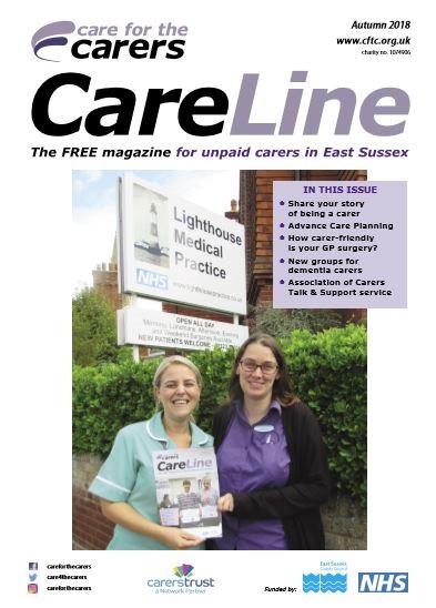CareLine Autumn 2018 issue