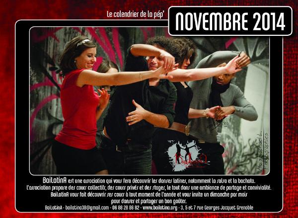 Photo de BaiLatinA (Calendrier de la pép / Novembre 2014)