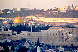 Promises and Problems: The Bible and the Holy Land Today