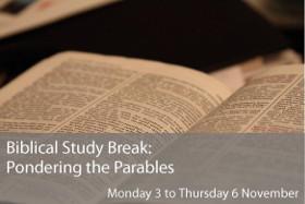 Biblical Study Break: Pondering the Parables