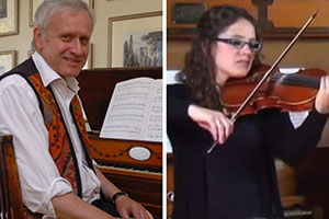 Lunchtime Concert: Colin Howard and Gisele Boll