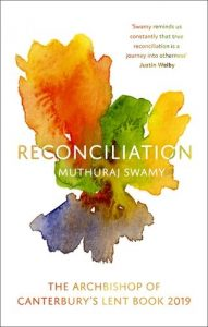 Book of the Month: Reconciliation by Muthuraj Swamy