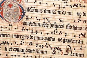 Sing Gregorian Chant