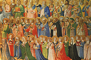 Cloud of Witnesses: Liturgical Celebration for All Saints and All Souls