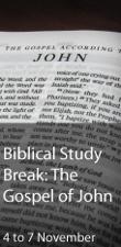 Biblical Study Break: The Gospel of John