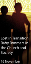 Lost in Transition: Baby Boomers in the Church and Society