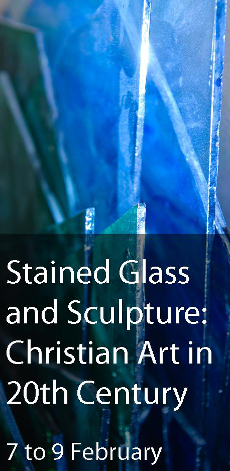 Stained Glass and Sculpture: Christian Art in the Twentieth Century