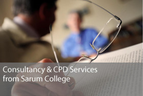 Consultancy & CPD Services from Sarum College