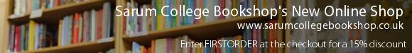 Sarum College Bookshop's New Online Shop