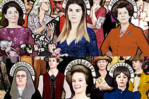 Magna Carta Women by Tracy Satchwill