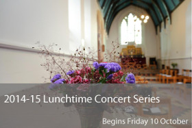 2014-15 Lunchtime Concert Series