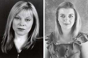 Jessica Summers (soprano) and Jelena Makarova (piano)