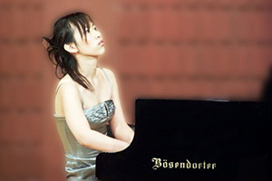 Lunchtime Concert with An-Ting Chang (piano)