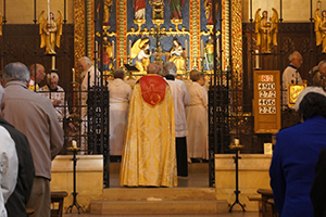 What Makes Worship Distinctly Anglican in a World of Liturgical Change?