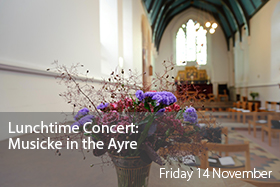 Lunchtime Concert: Musicke in the Ayre
