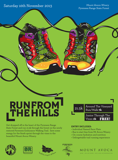 Run From The Hills