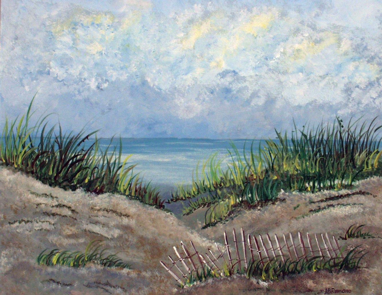 Lisa Romano - Ocean Breeze