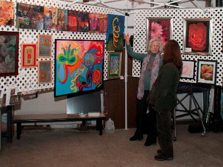 Art in the Studio 2013 Donna Brien
