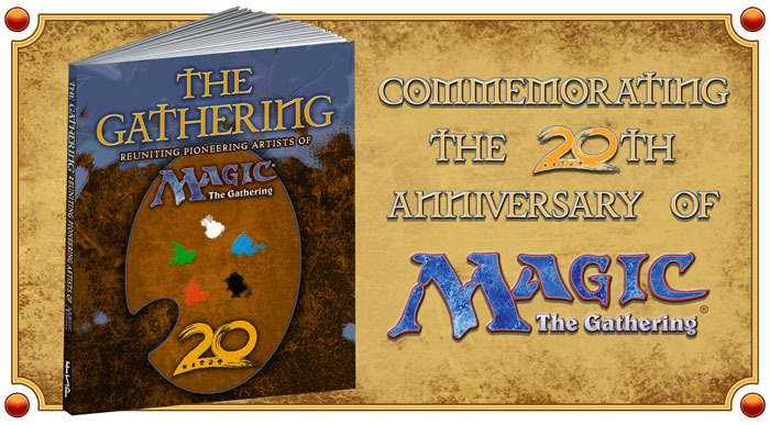 The Gathering Kickstarter Magic Anniversary