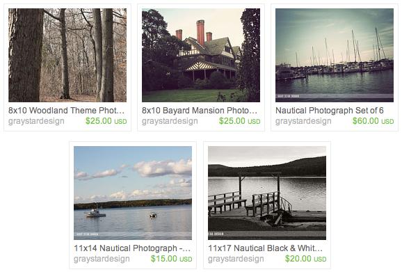 Photograph Sale
