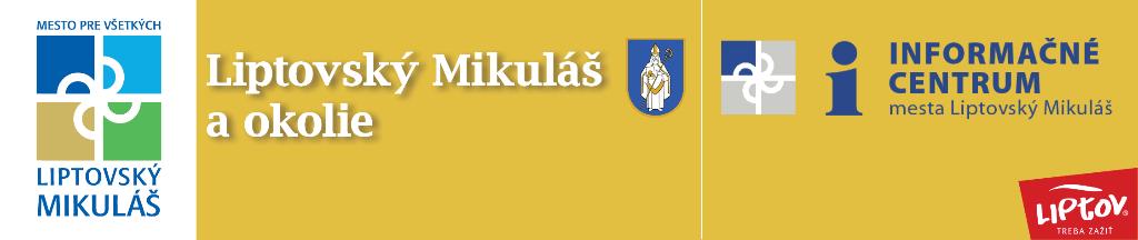 Banner Liptovský Mikuláš a okolie