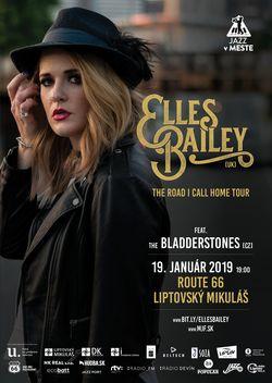 ELLES BAILEY (UK) & THE BLADDERSTONES (CZ)