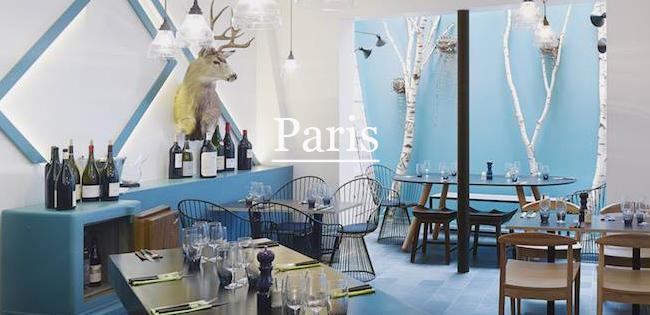 Restaurant by C comme C (c) Julien Lanoo