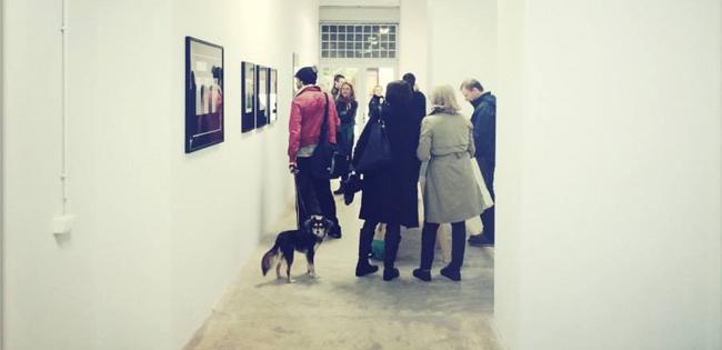 Vienna Gallery Weekend (c) Peter Schernhuber