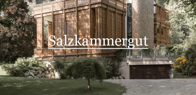 Villa am See by Alex Diem (c) Andreas Balon