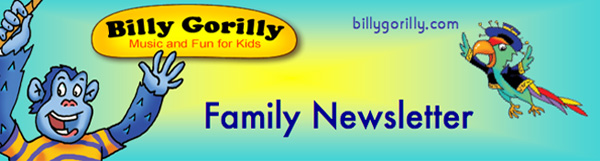 Billy Gorilly • Sing Laugh Learn • Entertainment and Education for Kids