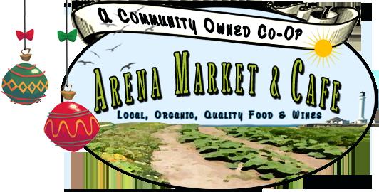 Arena Market & Cafe logo