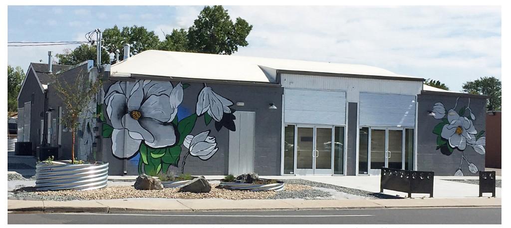 mag street art center northwest exterior
