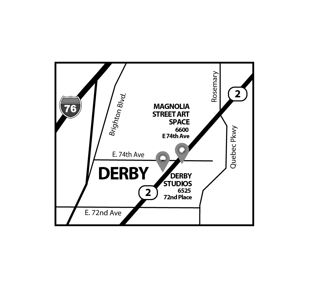 derby small map